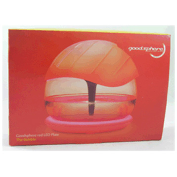 Goodsphere Revitalizer Red Plate