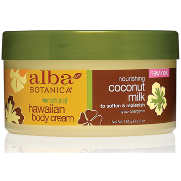 Hawaiian Coconut Milk Body Cream