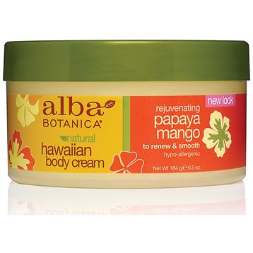 Hawaiian Papya Mango Body Cream