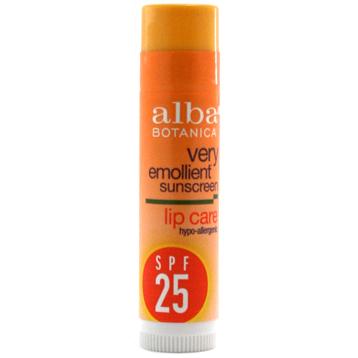 Very Emollient Sunscreen Lip Care Lip Balm SPF25