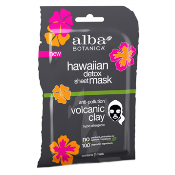 Hawaiian Volcanic Clay Detox Mask
