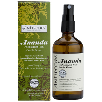 Ananda Antioxidant-Rich Gentle Toner
