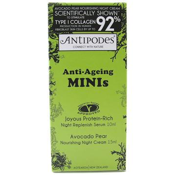 Anti Ageing Minis