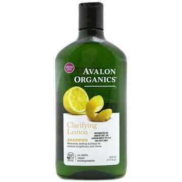 Clarifying Lemon Shampoo