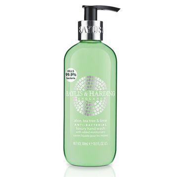 Aloe, Tea Tree & Lime Hand Wash