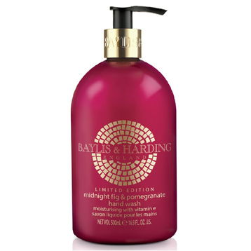 Pink Prosecco & Cassis Hand Wash