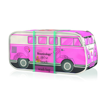 Beauticology Tropical Camper Van Wash Bag