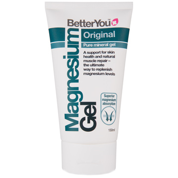Better You Magnesium Pure Mineral Gel