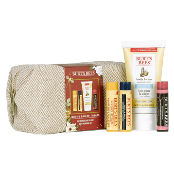 Burts Bag of Treats Gift Set