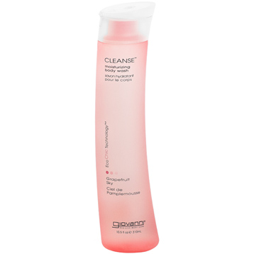 Cleanse Body Wash Grapefruit Sky