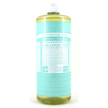 Organic Baby Mild Liquid Soap