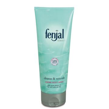 Cream Oil Body Wash