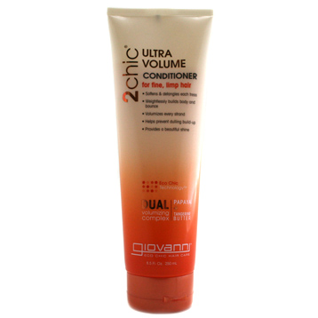 2Chic Tangerine & Papaya Butter Ultra-Volume Conditioner