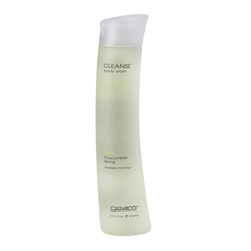 Cleanse Moisturizing Body Wash Cucumber Song