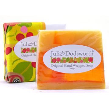 Julie Dodsworth Vintage Romance Soap