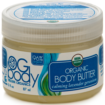 Organic Calming Body Butter