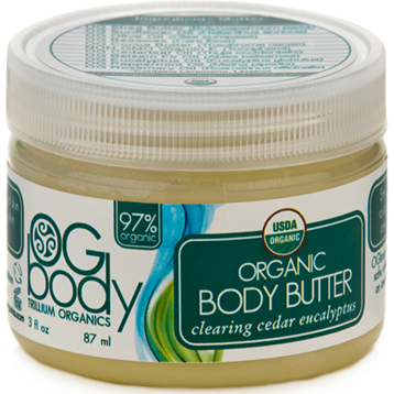 Organic Clearing Body Butter