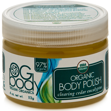 Organic Clearing Body Polish