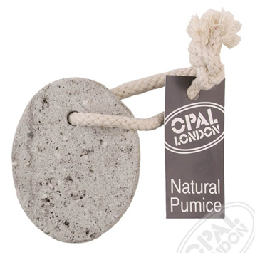 Oval Pumice on Rope