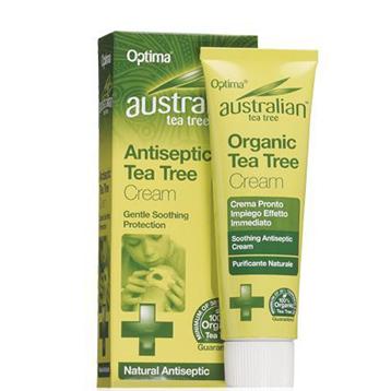 Optima Australian Antiseptic Tea Tree Cream