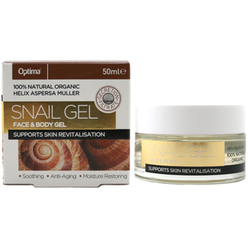 Organic Snail Gel