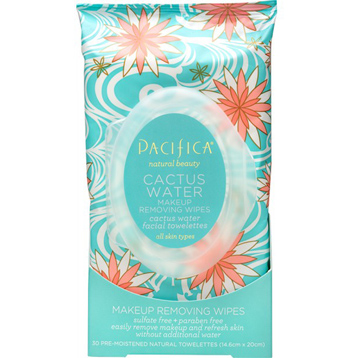 Cactus Water Makeup Removal Wipes