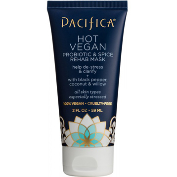 Hot Vegan Probiotic & Spice Rehab Mask