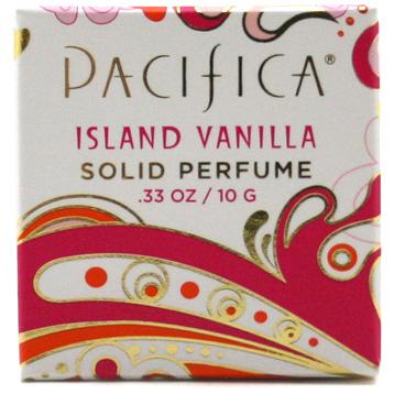 Island Vanilla Solid Perfume