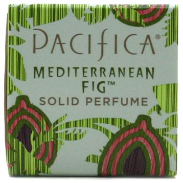 Mediterranean Fig Solid Perfume