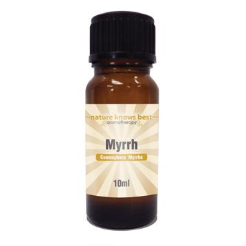 Myrrh (Comiphora Myrrha) 10ml