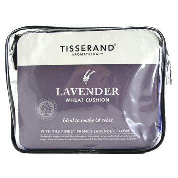 Organic Lavender Wheat Cushion