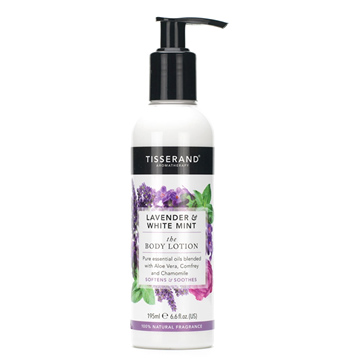 Lavender & White Mint The Body Lotion