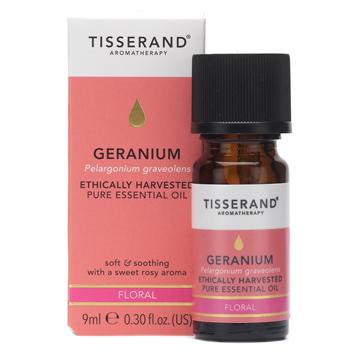 Geranium Ethically Harvested Pure Essential Oil