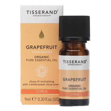 Grapefruit Organic Pure Essential Oil