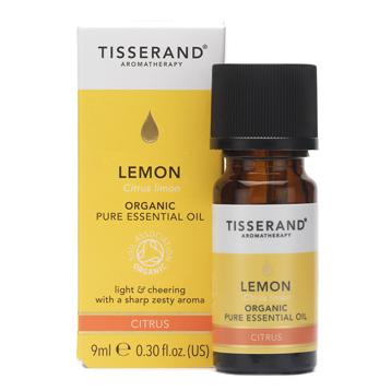 Lemon Organic Pure Essential Oil