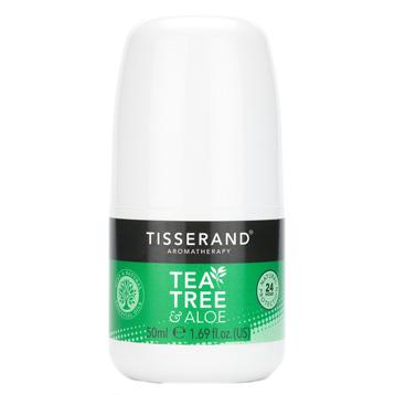 Tea Tree & Aloe 24 Hour Deodorant 50ml